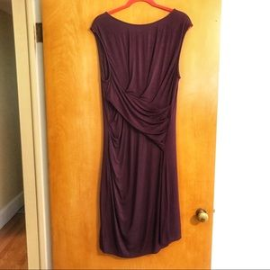 Maroon Kut from the Kluth Mollee Knit Dress